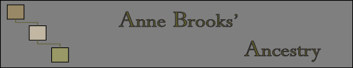 Anne Brooks' Ancestry